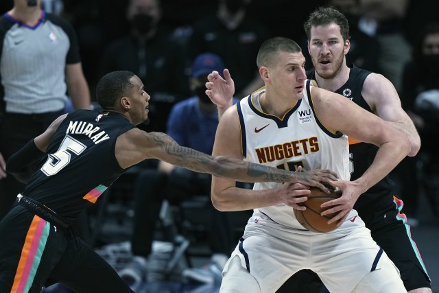 [ VIDEO] Denver Nuggets 106, San Antonio Spurs 96